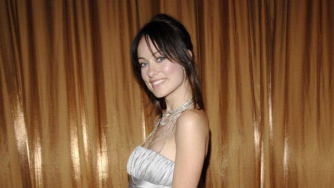 Olivia Wilde at the In Style and Warner Bros. 2007 Golden Globe After Party.