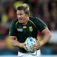 Jean de Villiers is relishing the midfield battle against England