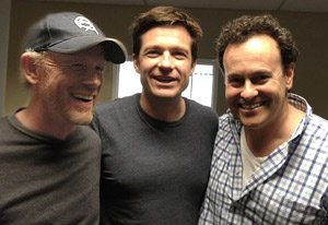 Ron Howard, Jason Bateman …