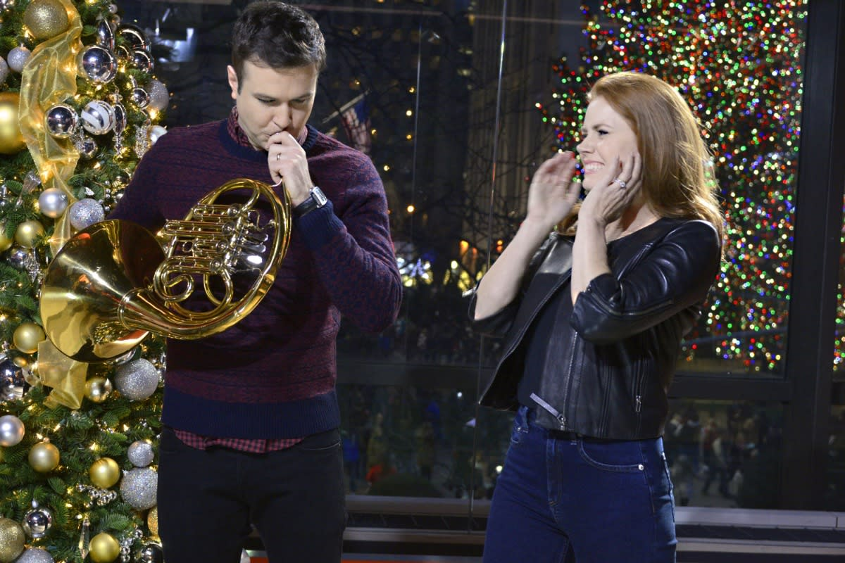 Recap: 'Saturday Night Live' – Amy Adams and One Direction
