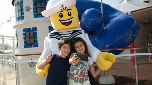 The Best Cruises for Letting Your Kids Meet Cartoon Stars