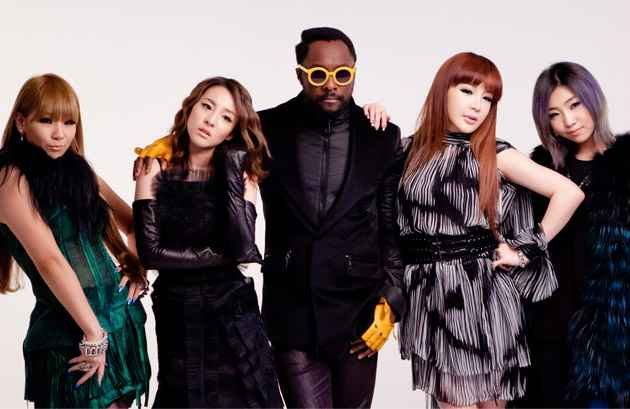 will.i.am and 2NE1 Take the World On with Intel Ultrabook Project