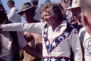 Evel Knievel Snake River Canyon Jump Site Sparks Bidding War for TV Projects