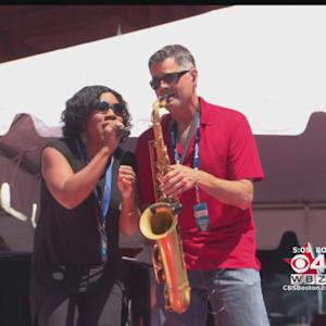 Musicians Rehearse For July 4 Celebration In Boston
