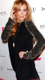 Lindsay Lohan (Getty Images)