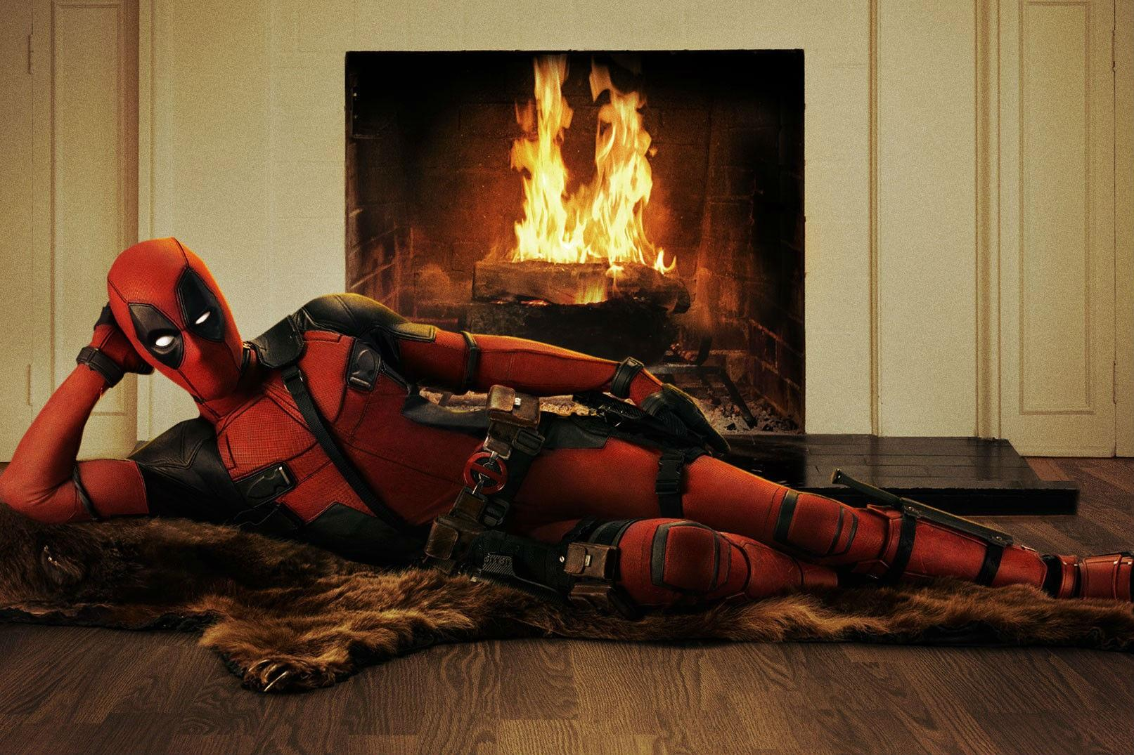 Deadpool presents Golden Girls reruns amid five-network ad takeover