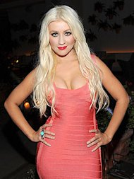 Christina Aguilera. Photo: Michael Buckner/WireImage