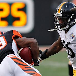 La Canfora previews Bengals at Steelers