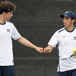 WCC Tennis | Day 1 Men's Recap