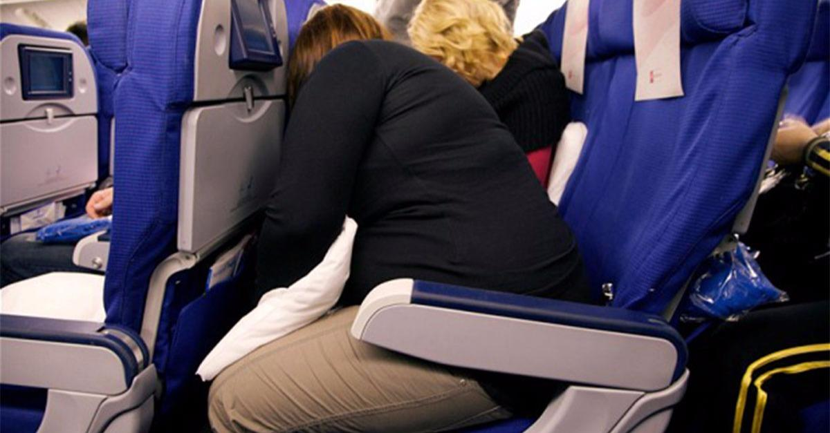 The Most Shameless Airline Passengers