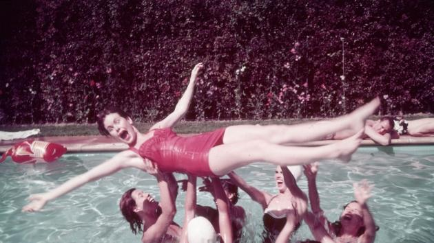 Ain't no party like a summertime pool party! -- Getty Images