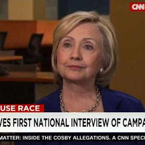 Hillary Clinton's First Interview of 2016 Race in Under 2 Minutes
