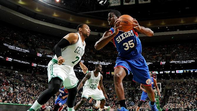 Sixers beat Celtics 111-102