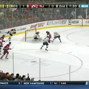 Niklas Svedberg Save on Mike Cammalleri (12:33/2nd)