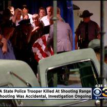 Pa State Trooper Accidentally Killed At Shooting Range