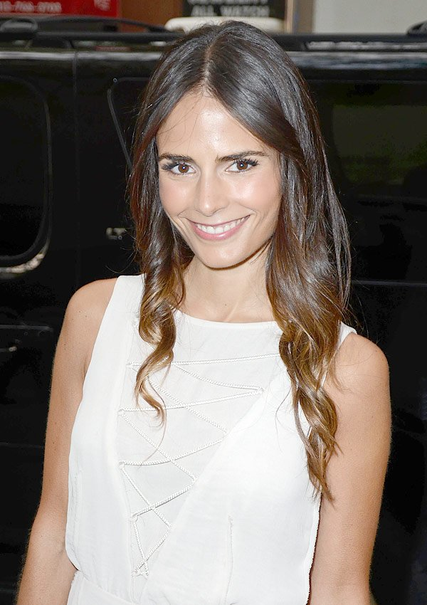 Jordana Brewster's Casual Waves: Get The Look
