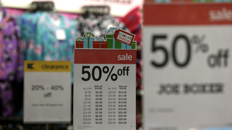 Holiday shopping season: A disappointment so far