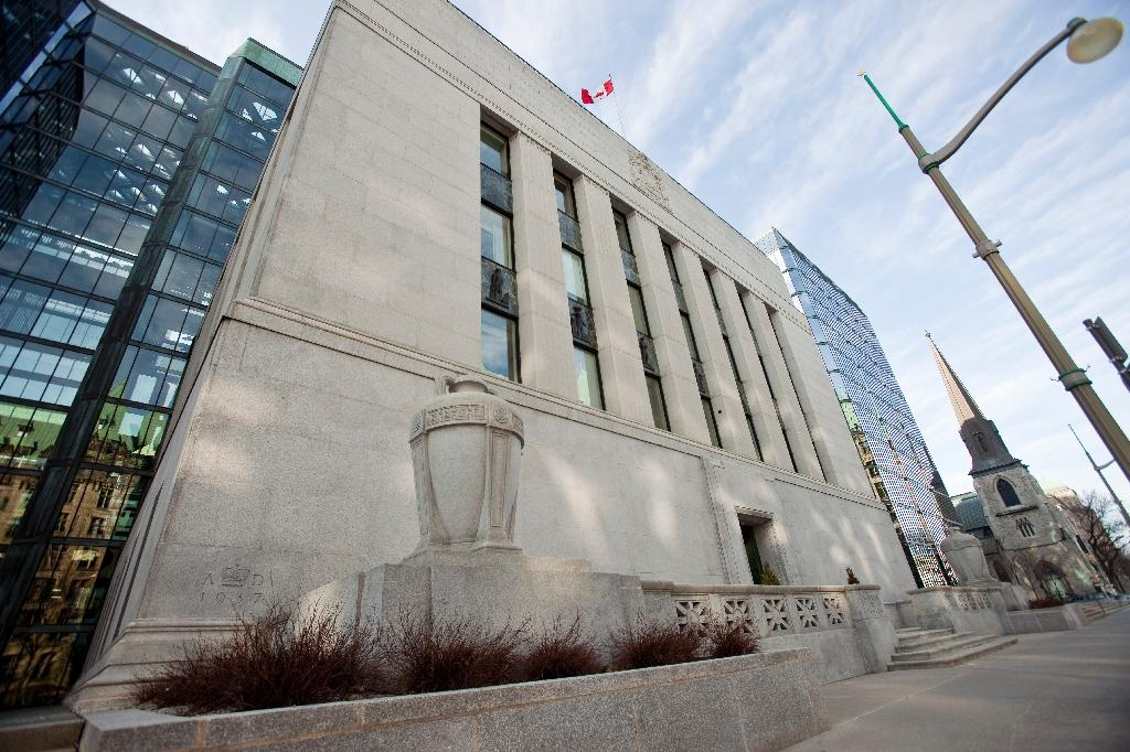 Canada central bank maintains key lending rate at 0.75%