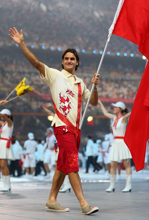 Olympics - Opening Ceremony