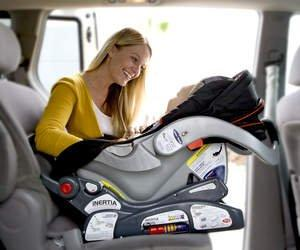 Baby Trend Redefines Safety and Comfort With Their New Inertia Infant Car Seat