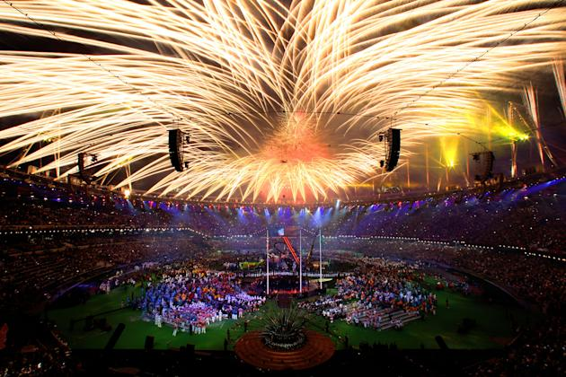 -	Olympics: The London Olympics was undoubtedly the biggest sporting event of 2012.