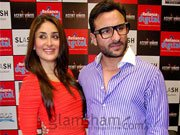 Saif Ali Khan decided not to work with Kareena for now