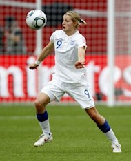 The Olympics was brilliant for our sport, says England and Arsenal Ladies player Ellen White