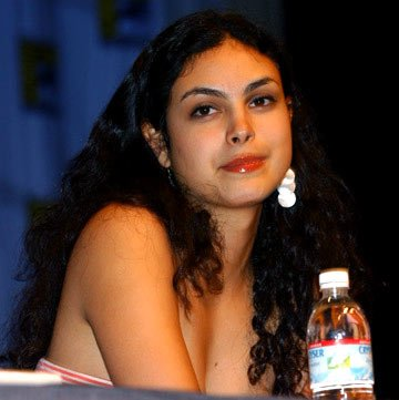 Morena Baccarin Serenity panel 2004 San Diego Comic-Con International - 7/25/2004