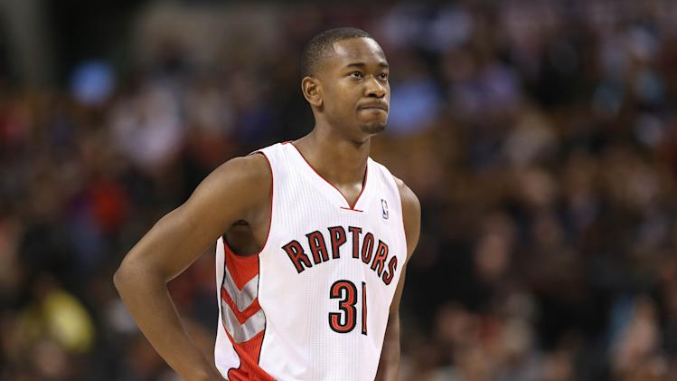 NBA: Atlanta Hawks at Toronto Raptors
