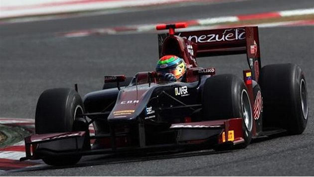 Canamasas to make GP2 debut