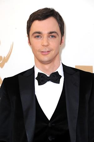 Jim Parsons arrives at the 63rd Annual Primetime Emmy Awards held at Nokia Theatre L.A. LIVE in Los Angeles on September 18, 2011 -- Getty Images