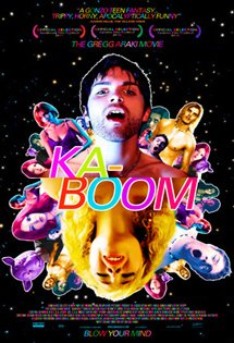 Poster of Kaboom