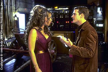 Mariah Carey and Chris O'Donnell in The Bachelor