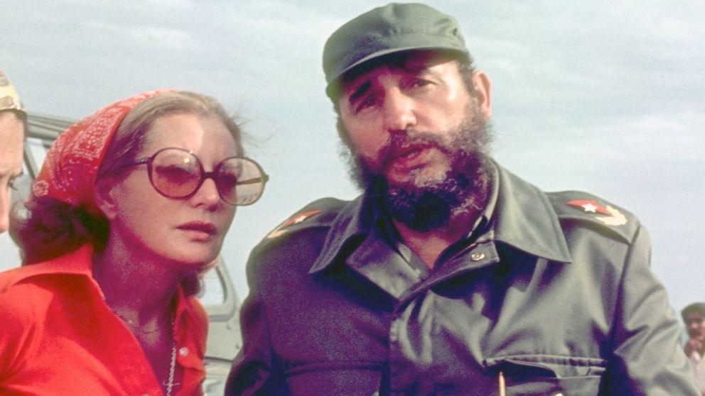 Barbara Walters Talks About Her Meetings With Fidel Castro