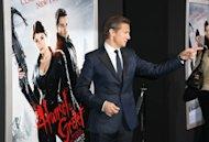 "Actor Jeremy Renner attends the Premiere of Paramount Pictures' ""Hansel And Gretel Witch Hunters"" at the TCL Chinese Theatre on January 24, 2013 in Hollywood, California. A horror-movie twist on the classic ""Hansel and Gretel"" fairy tale broke out in the top slot at the North American weekend box office, industry estimates showed Sunday"