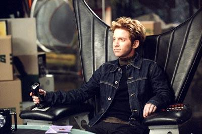 Seth Green as Scott Evil in New Line's Austin Powers in Goldmember
