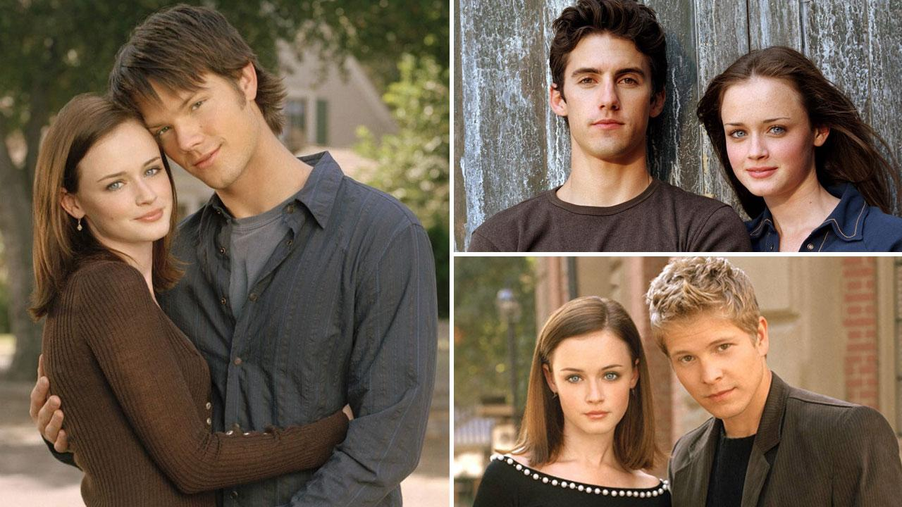 It's Official: All Three of Rory's Boyfriends Are Returning for the 'Gilmore Girls' Revival!