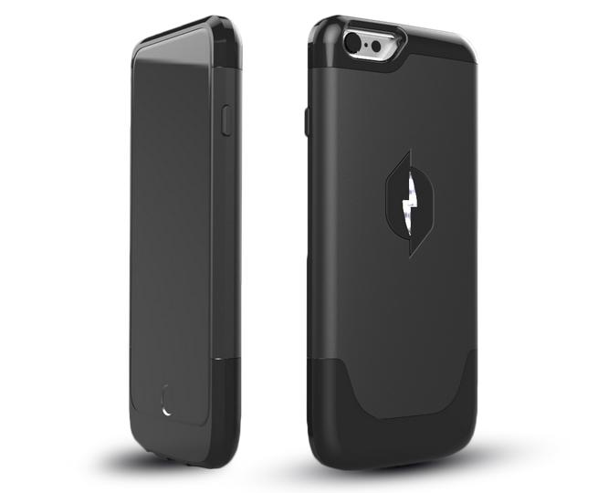 This iPhone 6 case can supposedly charge your phone without ever being plugged in