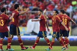 Panama 1-5 Spain: Pedro at the double as La Roja run riot