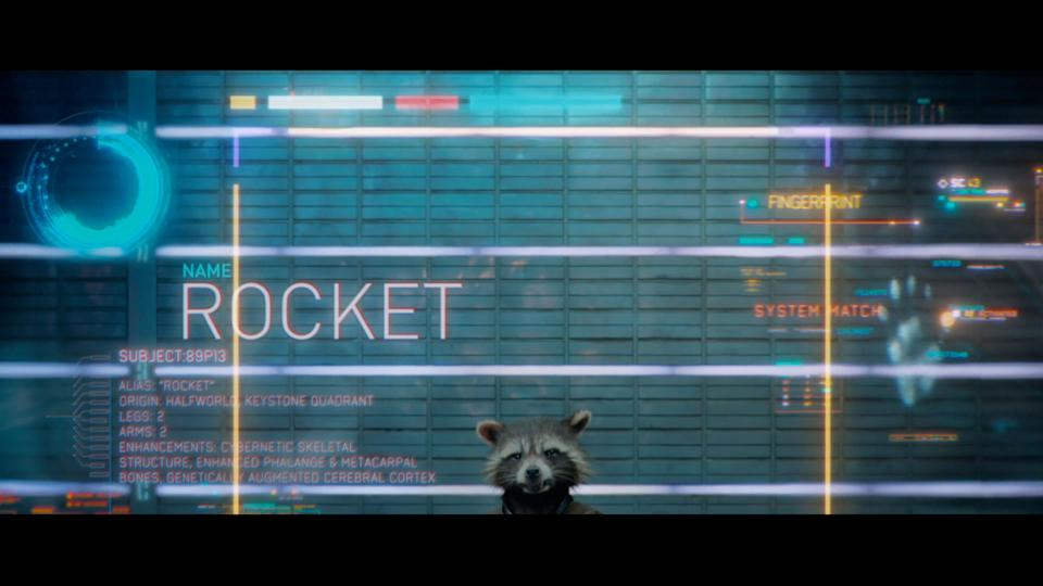 'Guardians of the Galaxy' Profile: Rocket