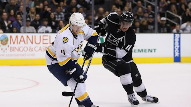 Nashville Predators v Los Angeles Kings
