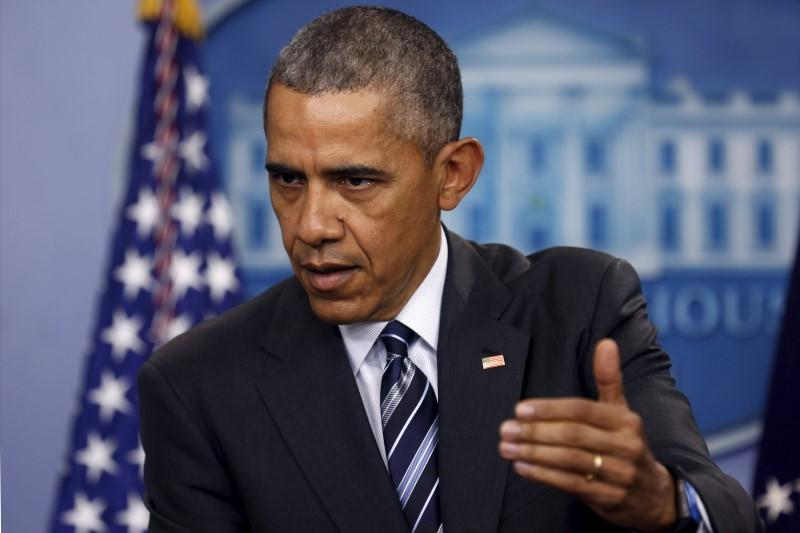 Obama seeks over one-third rise in U.S. cyber security funding