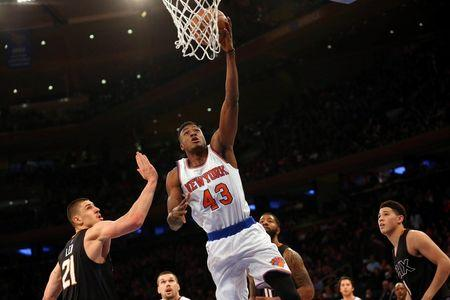 From Greece to New York, Antetokounmpo lands with Knicks