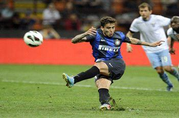 Alvarez spot-kick sums up our season, says Inter boss Stramaccioni