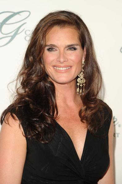 Brooke Shields, 45