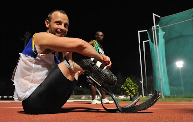 2012 Nedbank National Championships For The Physically Disabled: Day 3