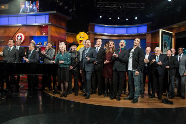 'Colbert Report' Finale Scores Series High in Viewers