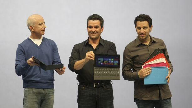 What's Left for Microsoft to Unveil About Its Surface Tablet?