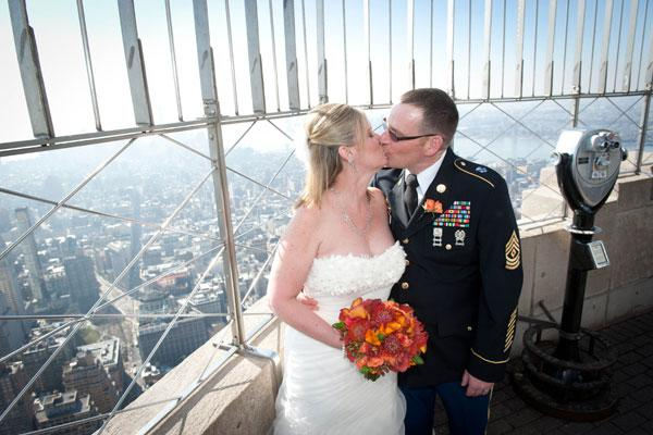 Kari Morey and John Kelly of Plymouth, MA and Yorktown, VA
