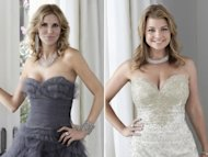 """The Real Housewives Of Beverly Hills"" cast members Brandi Glanville and Dana Wilkey -- Bravo"
